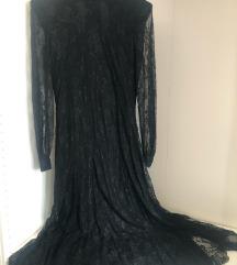 Zara cipkana haljina