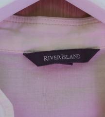 River Island bluza sa volanima