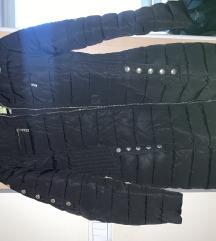 Prelepa perjana jakna sa kapuljačom TOP