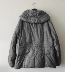 OVS + SIZE izuzeto topla 100%perijana jakna NOVA
