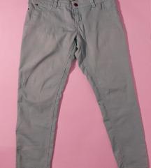 Tamno mint pantalone