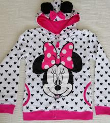 Minnie Mouse pamučni duks vel. 7 god.