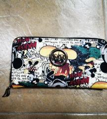 Miki Maus novčanik
