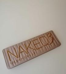 Naked senke