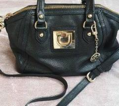 DKNY ORIGINAL !!! crna torba sa zlatnim detaljima