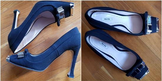 Miu Miu Stilleto fantastične cipele, original