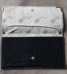Lakovana Roma pismo torbica