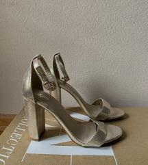 Kitten zlatne sandale