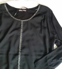 Nova crna orsay bluzica