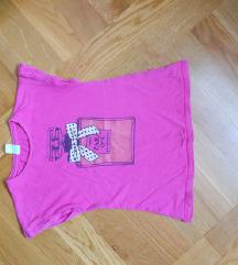 Rasprodaja vel.104(5 kom) 3 majice + 2 suknje