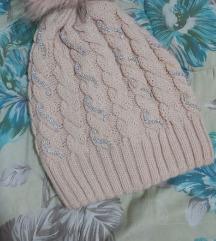 Zimska roze kapica🧸