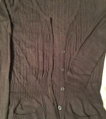 Braon džemper MANGO