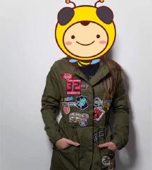 Army mantil