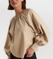 Bluza od imitacije kože, LINDEX, SUPER CENA