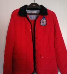 Crvena jakna S M