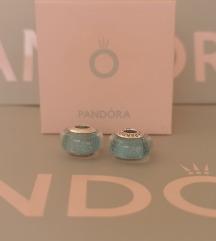PANDORA Murano plavi