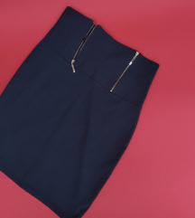 Pencil skirt - zipsevi napred