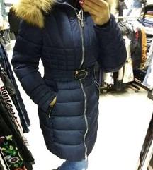 nova jakna sa pravim krznom