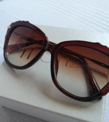 *SALE* Braon ženske sunčane naočare