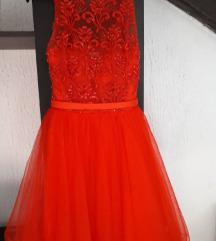 Svečana haljina | crvena