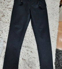 Ps fashion crne pantalone-38
