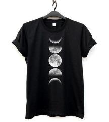 Moon phase majica
