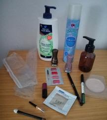 Set sminke i kozmetike