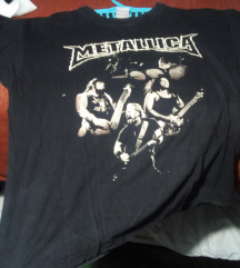 Metallica majca