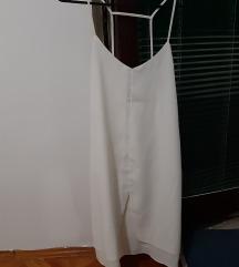Bela haljina SHEIN /NOVO/