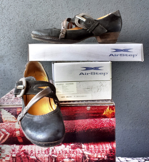 AIR STEP kožne cipele
