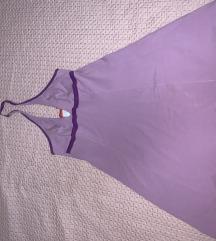 Lila haljina