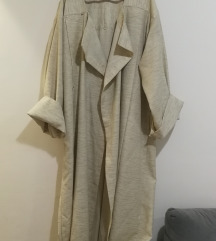 Šiveni dugački mantil-kaput
