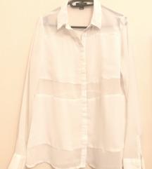 Snežno bela košulja