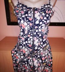 SNIZENJE!Nova cvetna haljinica