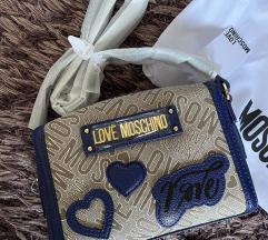 Love Moschino torba NOVO ORIGINAL!