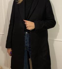 ZARA crni kaput