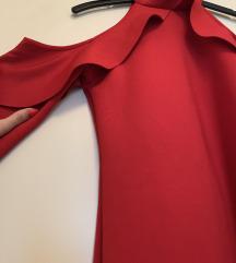 Crvena haljina AKCIJA 1400