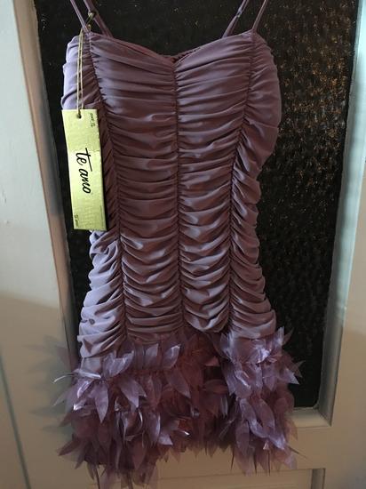 Ljubicasta, lila haljina NOVO SNIZENO! Mere