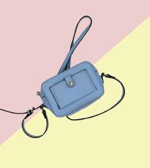 Accessorize camera bag plava