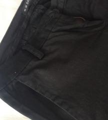 Poslovne crne pantalone S