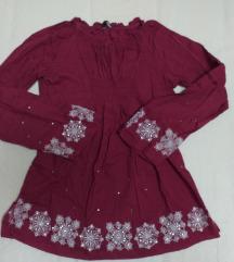 Sisley tunika za devojcice velicina 122-128
