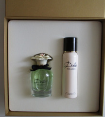 Orginal Dolce & Gabbana set - parfem i body lotion