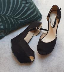 Crne sandale/Nove