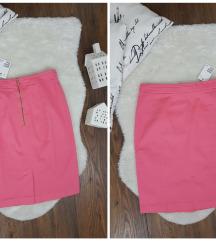 H&M * S * pink suknja * NOVO