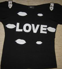 Crop top Love
