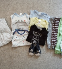 Paket odeće za bebu, vel.68