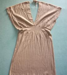 Nude trikotazna haljina UK