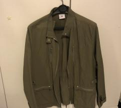 Zelena jaknica