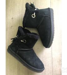 Kožne cizme kao UGG