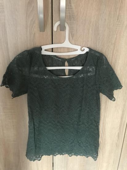 Zelena bluza